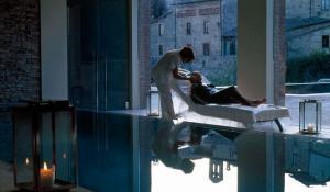 Castel Monastero спа фото