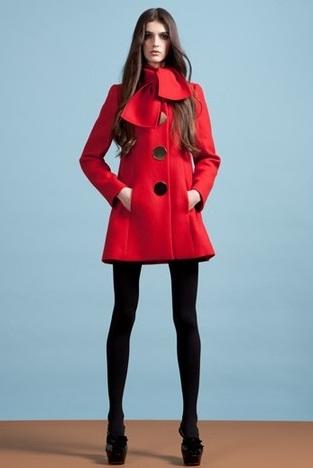 пальто весной 2011