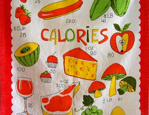сколько нужно калония для похудения