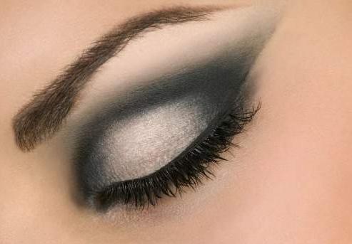 Макияж глаз, глаза зеркало души