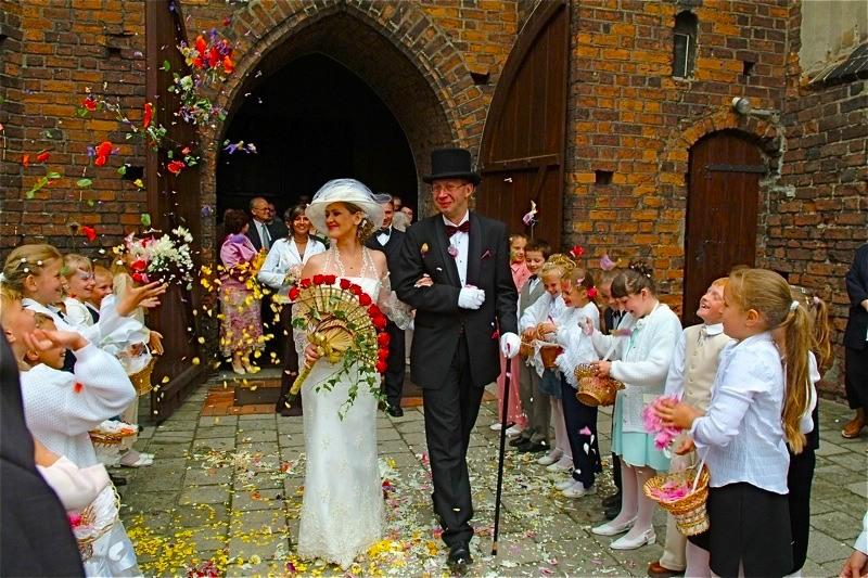 Все о свадьбах у разных народов