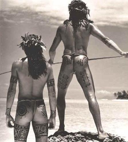татуировки история фото