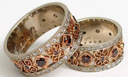 Обручальные кольца 2010
