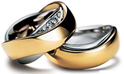 Обручальные кольца на свадьбу