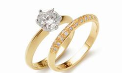Модные свадебные кольца