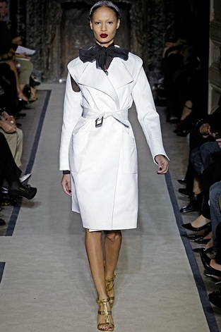 модные пальто 2011