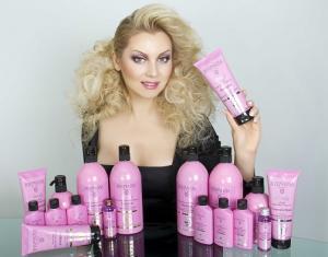косметика для волос lovely фото